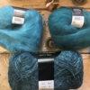 silk garden sock s61 med mohair