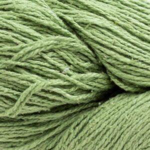 soft silk garn linde grøn