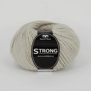 strong uldgarn beige