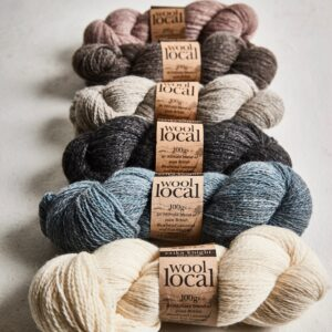 Wool local uldgarn