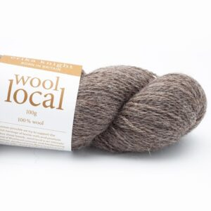 Erika-Knight-Wool-Local-Ted-Brown-garn-