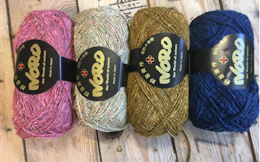 Noro silk garden sock garn