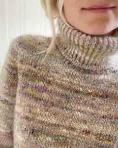 Terrazzo sweater - PetiteKnit