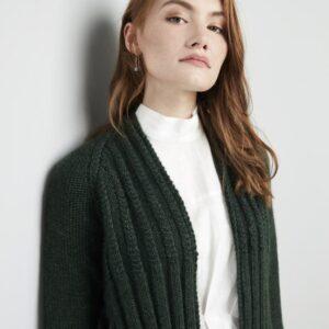 opskrift shiregreen wild wool garn