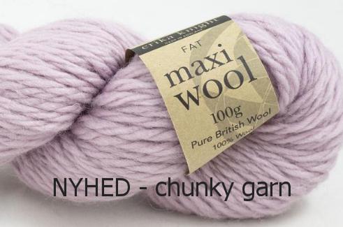 maxi wool garn