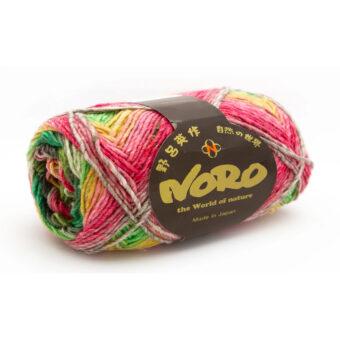 Silk garden Sock - farveskiftende