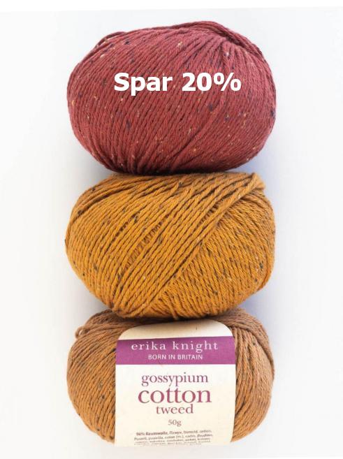 erika knight gossypium tweed