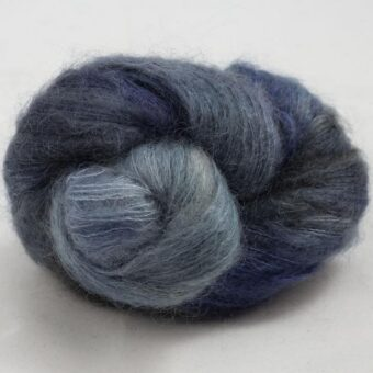 Cowgirl Blues Kid Silk Mohair
